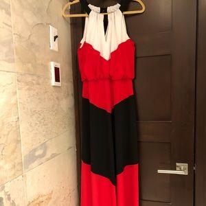 London times long dress. Size 8